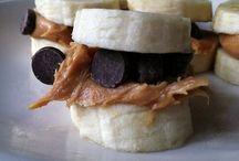 {Healthy Snacks} / by Kimberly Vieley