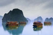 Travel - Asia & Oceania / Beautiful places in Asia and Oceania