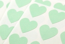 TREND COLOR: MINT / Mint is one of the TREND colours of this Season. This board is inspired by this beautiful colour!
