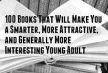 Books / by Becca Elizabeth