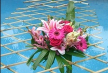 Floral Water Decor
