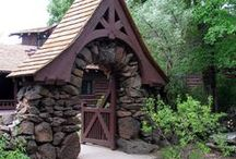Garden Structures & things / Garden sheds, building & outdoor ideas / by Nancy Salie