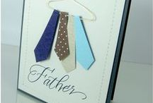 Cards Masculin / Cards for the men and boys in your life