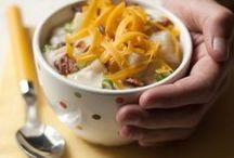 {eats} soup & salad  / by Stephanie Rochford