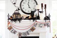 {celebrate} halloween & fall / by Stephanie Rochford