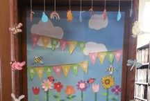 Library Displays / From Branch to Branch, check out our creative visual displays!