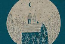Art and Illustrations  / by Morgan Koch