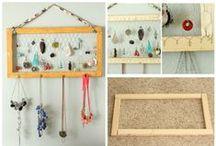 Jewelry & Accessory Organizing