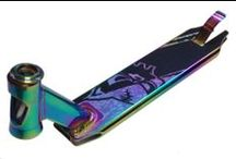 Rainbow Neo Chrome Products / Neo Chrome, Amazing products with colour that is not painted on