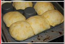 Food - breads & baking / Breads & baked goods / by Nancy Salie