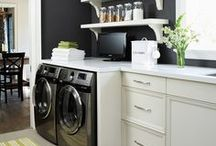 Dream Home - Laundry Room / All kinds of laundry rooms