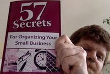 57 Secrets for Organizing Your Small Business