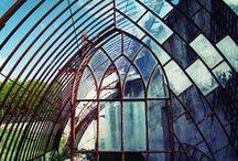 //Sous verre// / Une vie sous verre. Serres, verrières, vérandas... / by Marion Gaillien