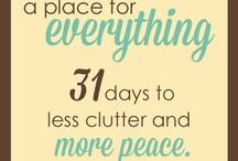 Organize this... / by Donna Lynn