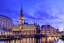 Hamburg, Germany / Erleben Sie Hamburg durch Kultur, Architektur, Restaurants, Cafe's, Landschaft und vieles mehr.