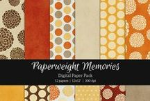 Paperweight Memories / Paperweight Memories is my brand where I sell digital patterns and other products featuring those patterns