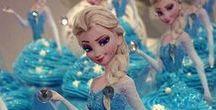 Birthday Frozen Theme / Frozen Birthday