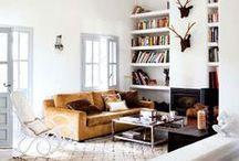 NEST//Living / All things living room.