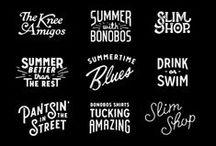 Fun Typography/Lettering / by Dalia Kidd