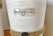 Craft Ideas / by Karen Musgrave McGraw