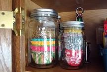 handy/thrifty ideas / by Jamie Days