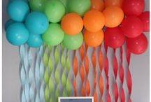 Party Ideas / by Jamie Days
