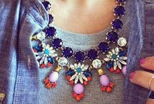 Trinkets [jewelry] / by Allyson Dobberteen
