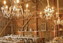 Our Wedding / Barn Wedding, I'm going to be Mrs. Lanning and I cant wait! / by Beth Soileau