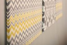 DIY (Art/Pictures/Wall Decor) / Ways to decorate those bare walls, and make fun art and pictures