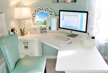 Home Office / by Kathy Gray