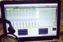 Studio / What's happening in my studio