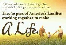 Farm, family, fun / How farm life is... / by Jamie Days