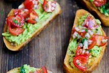 food: appetizer / by Jenna Stoller