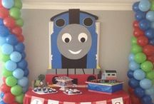 Thomas the Train Party / by Shannon Linke