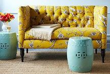 Furniture / Upholstery / by Jeanne Henriques