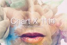 Chart X / Techno charts by Aleksandre Banera  For more visit aleksandrebanera.com or beatport profile.