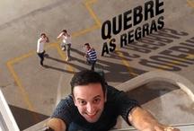 #QuebreAsRegras / Nosso objetivo é ter uma posição diferente e inovadora no mercado. Por isso, #quebreasregras.