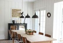home: dining space / by Jenna Stoller