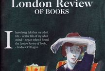 London Review of Books / A wonderful publication..in more ways than one. Remembering the work of artist and writer, Peter Campbell.