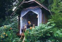 garden ➟ xs houses / by beartbl✪g