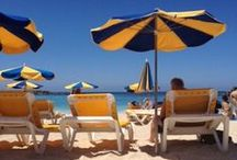 GRAN CANARIA BEACHES / Beautiful white sandy beaches to secret and secluded coves on the island of Gran Canaria.