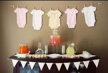 Baby Showers and Gender Reveals