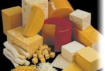 Turophilia - My love of Cheese! / A lactose intolerant woman's love of all things cheesy   / by Kim MJ