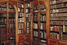 Books and Libraries / by Joanna Ruedisueli