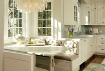 Hamptons Inspiration / Ideas & Inspiration for our Hamptons style display home.