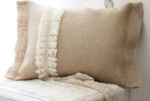 Pillows / by Sheila Montague
