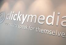 Office Photo Shoots / by Clicky Media