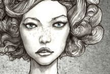 Curly Girly / by Leah Vise