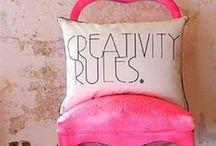 AT HOME/CREATIVE
