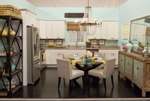 Decor-spirations {Kitchens} / by Emily Hinkle